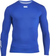 Canterbury Cold - Sportshirt - Heren - S - Blauw