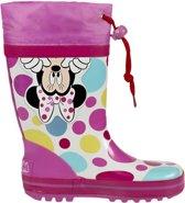 Minnie Mouse regenlaarzen voor meisjes 30