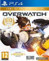 Overwatch - Game of The Year Edition - PS4