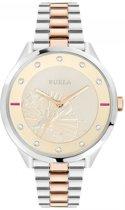 Furla metropolis R4253102520 Vrouwen Quartz horloge