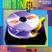 Hard To Find 45s On CD Vol. 2: 1961-64