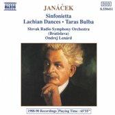Janacek: Lachian Dances Etc.