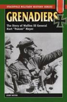 Boek cover Grenadiers van Kurt Meyer (Paperback)