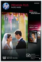 Premium Plus Glossy Photo Paper wit 300g/m2 100x150mm 50 sheets 1-pack