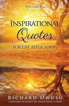 Inspirational Quotes for Life Application