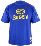 Optimum Rugby T-shirt blauw - S
