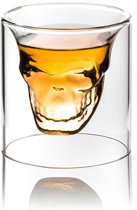 Skull Glass - 80 ml (doodshoofdglas)