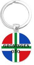Groningen 050 sleutelhanger