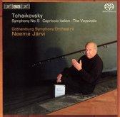 Tchaikovsky - Symph. No.5