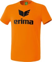 Erima Basics Promo T-Shirt - Shirts  - oranje - 2XL