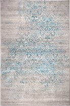 Zuiver Magic - Vloerkleed - Blauw - 200x290cm