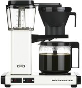 Moccamaster KBG 741 Off-White - Filterkoffiemachine
