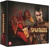 Spartacus - De Complete Collectie