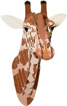 Juliette Lifelike Giraffe Head (Small)