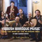 Yiddish Baroque Music By Rabbi Elkhanan Kirchen