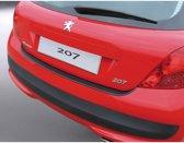 RGM ABS Achterbumper beschermlijst Peugeot 207 HB 3 deurs Zwart