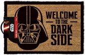 STAR WARS WELCOME TO THE DARKSIDE Doormats