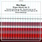 Max Reger: Organ Works