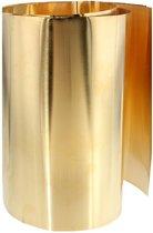 0,1 x 200 x 1000mm messing dunne plaat folie strip handwerk board