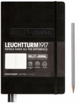 Leuchtturm1917 Bullet Journal notitieboek - Medium (A5) - Zwart