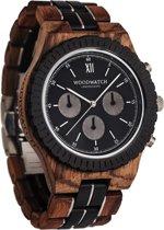 De officiële WoodWatch | Mojave | Houten horloge heren
