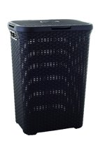 Curver Style Wasmand - 60 l - Bruin