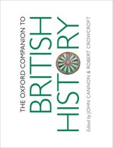 The Oxford Companion to British History