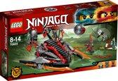 LEGO NINJAGO Vermillion Invasievoertuig - 70624