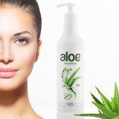 100% Aloe Vera Gel 500 ML MET HANDIGE POMP