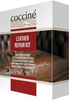 Cocciné leder kleur herstel set, zwart