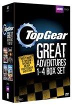 Top GearGreat Adventures 1-4 Box Set