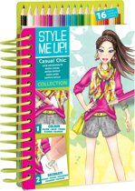 Style Me Up Sketch-To-Go Chic