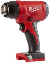 Milwaukee M18 BHG-0 Accu Heteluchtpistool 18V body 4933459771