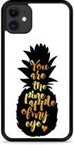 iPhone 11 Hardcase hoesje Big Pineapple