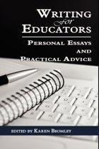 Writing for Educators
