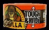 Gorilla tape tough and wide 27 meter Duct tape