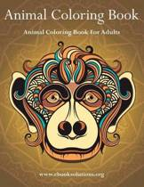 Animal Coloring Book
