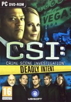 CSI: Deadly Intent - Windows