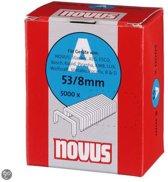 Novus Nieten 53/8 8 mm 5/16inch [5000x]