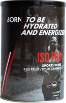 Born Iso Pro Sport Drink Rood Fruit