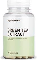 Super Green Tea Extract (90 Capsules) - Myvitamins