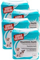 Simple solution puppy training pads 4x 56 st 54x57 cm