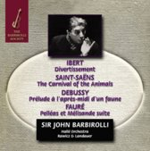 French Music By Ibert; Saint-Saens; Debussy; Faure