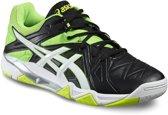 Asics Gel-Sensei 6 Sportschoenen - Maat 44 - Mannen - zwart/groen/wit
