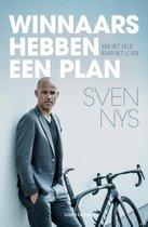 Boek cover Winnaars hebben een plan van Sven Nys (Paperback)