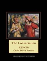 The Conversation: Renoir Cross Stitch Pattern