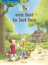 Tijd voor een boek - Een hut in het bos