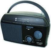 Adler AD 1119 draagbare radio