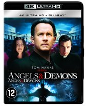 Angels and Demons (4K Ultra HD Blu-ray)