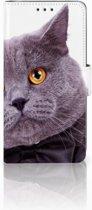 LG G6 Exclusief Design Hoesje Kat